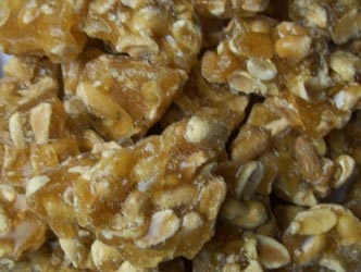 Hand Made Nutty Brittle 3Kg