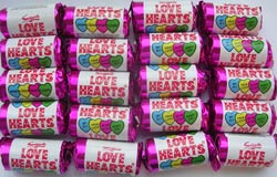 Love Heart Mini Rolls 3Kg